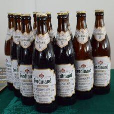 bezlepkové pivo Ferdinand