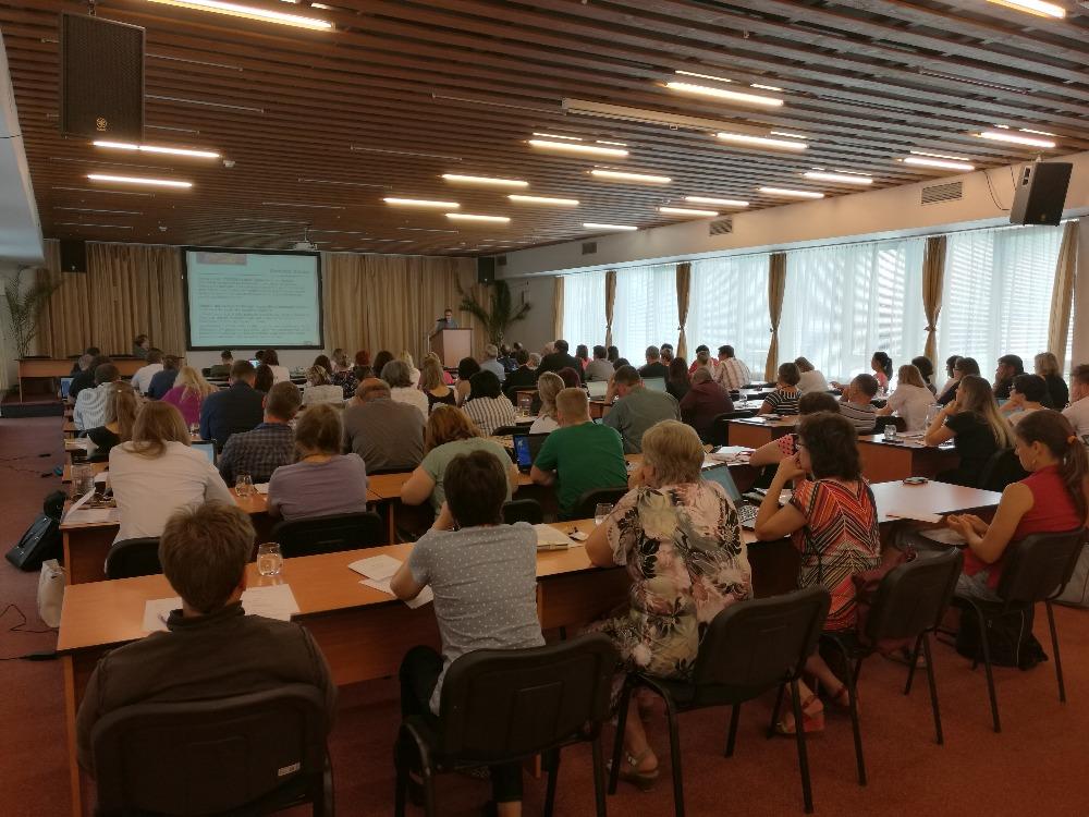 vědecká konference VÚPP