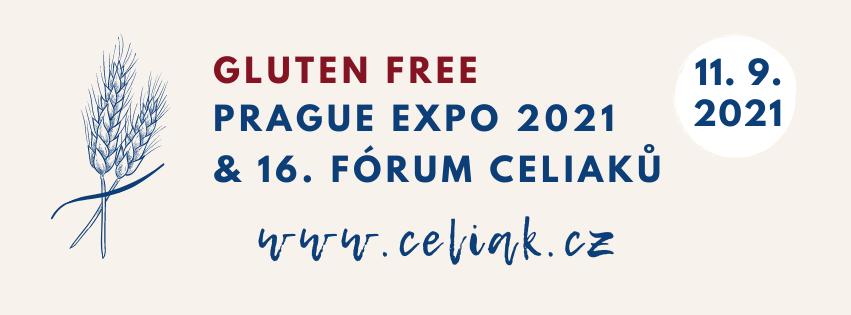 GLUTEN FREE PRAGUE EXPO 2021